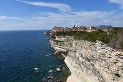 Bonifacio City, France Royalty Free Stock Image