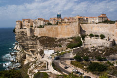 Bonifacio, Corse Imagem de Stock Royalty Free