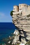 Bonifacio, Corse, France royalty free stock image