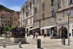Bonifacio, Corse, Francia fotografie stock libere da diritti