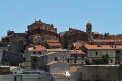 Bonifacio, Corse, Francia fotografia stock libera da diritti