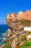 Bonifacio, Corsica fotografia stock libera da diritti
