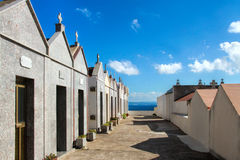 Bonifacio Corsica, França Fotos de Stock Royalty Free