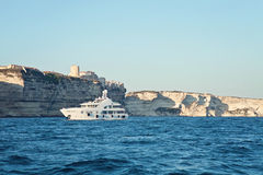 Bonifacio, Corsica, France Royalty Free Stock Images