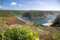 Bonifacio, Corsica, France Stock Photography