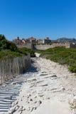 Bonifacio, Corsica, France. Stock Photo