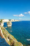 Bonifacio, Corsica Royalty Free Stock Images