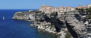 Bonifacio - Corsica Stock Images