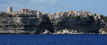 Bonifacio - Corsica Royalty Free Stock Photography