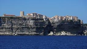 Bonifacio - Corsica Royalty Free Stock Image
