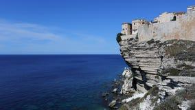 Bonifacio - Corsica Stock Image
