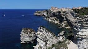 Bonifacio - Corsica Stock Photo