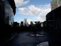 Bonifacio Global City lizenzfreies stockbild