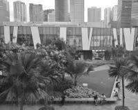 Bonifacio High Street Mall Image libre de droits