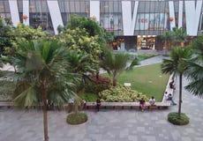 Bonifacio High Street Mall Photographie stock libre de droits