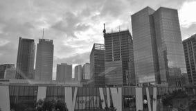 Bonifacio High Street Mall Photos libres de droits