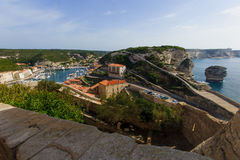 Bonifacio Marina Royalty Free Stock Images