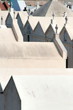 Bonifacio - Marine Cemetery Royaltyfria Bilder