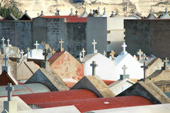 Bonifacio - Marine Cemetery Foto de Stock Royalty Free