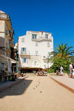 Bonifacio - Picturesque Capital of Corsica, France Stock Images