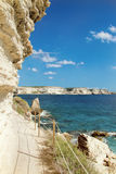 Bonifacio - Picturesque Capital of Corsica, France Stock Image