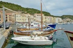 Bonifacio port Stock Image