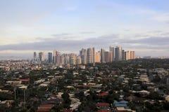 bonifaciofortmanila philippines horisont royaltyfria foton