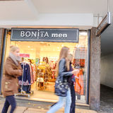 Bonita men Stock Image