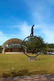 Bonita Springs Riverside Park Lizenzfreies Stockbild