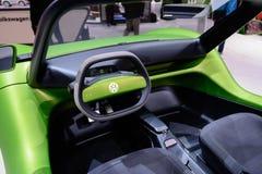 Bonito como um erro: Volkswagen mim d Conceito com erros imagem de stock royalty free