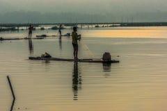 Bonito da represa da água de JOMBOR Foto de Stock Royalty Free