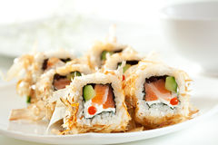 Bonito Rolls Royalty Free Stock Photography