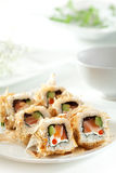 Bonito Rolls Royalty Free Stock Images