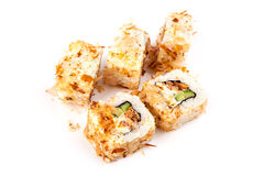 Bonito sushi Royalty Free Stock Photography