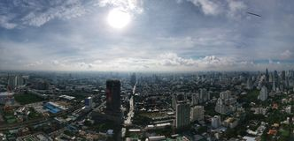 Bonjour Bangkok Photo stock