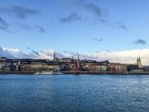Bonjour Budapest Photographie stock libre de droits