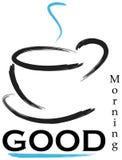 bonjour logo illustration de vecteur