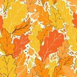 Bonjour modèle d'automne Photo stock