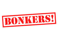 BONKERS! Stock Photography
