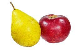 Bonkreta i jabłko Fotografia Stock