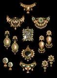 Bonkrety biżuteria fotografia royalty free