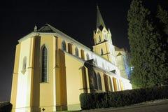 Bonlanden. Monastery Bonlanden in Schwaben country Stock Photography