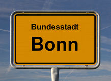 Bonn Royalty Free Stock Photo