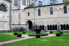 Bonn Minster, Germany Royalty Free Stock Photography