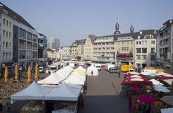 Bonn Town Square Stock Photo
