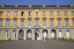 Bonn universitet, Tyskland Arkivfoton