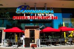 Bonnanno's Pizzeria, Las Vegas, NV Royalty Free Stock Photo
