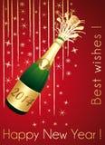 Bonne année 2014 ! Photos stock