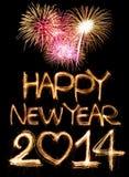 Bonne année Photos libres de droits