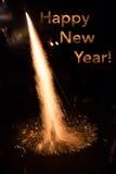 Bonne année Photographie stock libre de droits